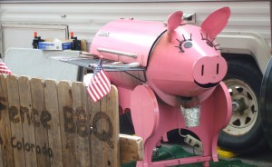 pig smoker